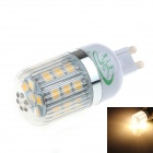 XYT G9 5.4W 540lm 3000K 27-SMD 5050 LED Warm White Light Lamp w/ Acrylic Cover (85~265V)