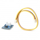 Mini Temperature Sensor Module w/ Cable for Arduino - Blue + White + Black