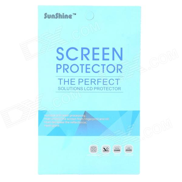 SUNSHINE Protective Matte PET Screen Protectors for Samsung Galaxy S5 - Transparent (10 PCS) sunshine sports velcro protective arm bag for samsung galaxy s5 i9600 red black