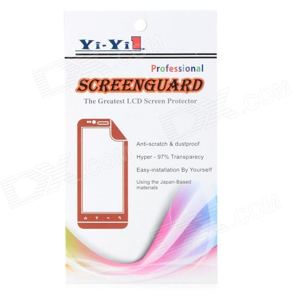 YI-YI Protective Clear PET Screen Protectors for Motorola Moto G - Transparent (3 PCS)