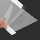 Protective Clear PET Screen Protectors for HTC One 2 / M8 - Transparent (2 PCS)