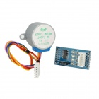 LSON 5V 4-phase Stepper Motor Learning Package w/ Driver Board - Multicolored