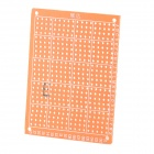 LSON 2.54 Universal Bakelite Test / Learning PCB Board - Yellow