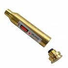 ESDY-7MM Red Laser Collimator Laser Drilling Bullet Cartridges Sighter (3 x RL41)