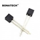 BONATECH RPR220 Photoelectric Switch / Reflective Type Optocoupler Sensor - Black (2 PCS)