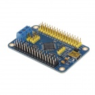 16-CH Servo Motor Control Driver Board for Arduino Robot Project - Blue + Yellow + Black
