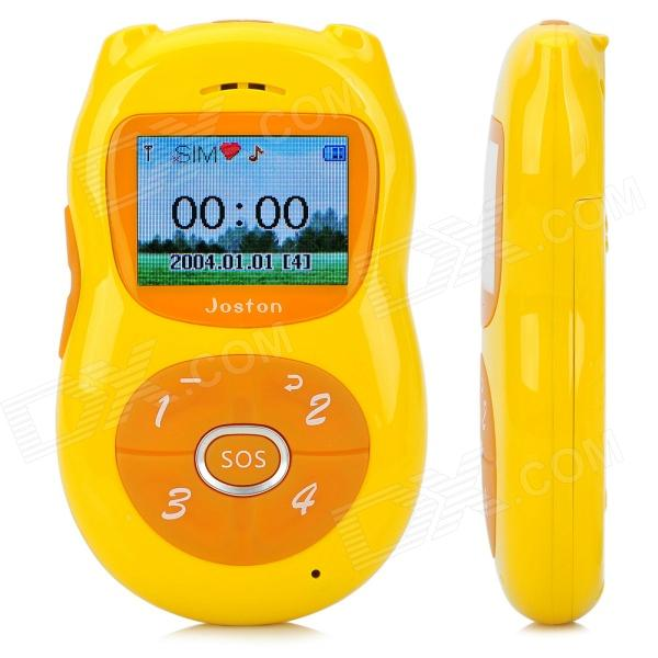 DMO-8 Bear Style GSM Kid's Cell Phone w/ 1.4