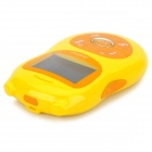 "MO-8 Bear Style GSM Kid's Cell Phone w/ 1.4"" LCD, Quad-Band and SOS - Yellow"