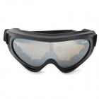 Outdoor Sports UV400 Protection PC Frame + Lens Goggles - Tawny