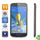"KingSing K5 Dual-core Android 4.2.2 WCDMA Bar Phone w/ 5.5"" IPS, GPS and Wi-Fi - Black"
