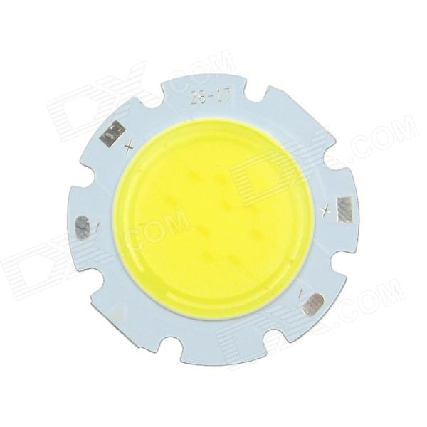 KindFire DQ-20 5W 450lm 6500K COB LED White Light Source Module - White + Yellow (15~16V)
