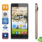 "KingSing K3 Dual-core Android 4.2.2 WCDMA Smartphone w/ 4.7"" IPS, Wi-Fi and GPS - Black"