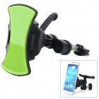 Universal ABS Car Mount Holder for Cellphone / GPS - Black
