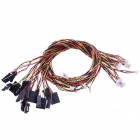 ImmersionRC / Fat Shark Transmitter Cable de conexión con enchufe para Phantom 2 FPV (10 PCS)