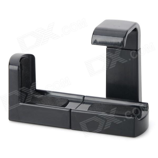 Universal Mini Tripod Mount Holder for IPHONE + More - Black + Grey
