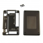 Plastic Protective Case for 3DR ArduPilot Mega APM2.52 Flight Controller Board - Black