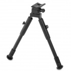 HB-04 Retractable Fold-up Bipod for 21mm Rifles / Shotguns - Black