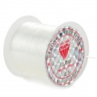 0.3mm Kite Line / Fishing Line Crystal String - White (15m)