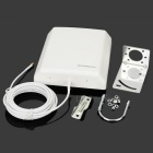 LEGUANG LG-10DB Outdoor Wireless WiFi Booster Gain Antenna - White