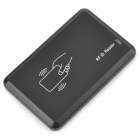 DU003 Free-Drive Desktop MIFARE Card Reader w/ USB / IC Cards - Black