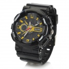 ALIKE AK1383 Outdoor Sports Waterproof Multifunction Analog + Digital Quartz Wrist Watch for Men