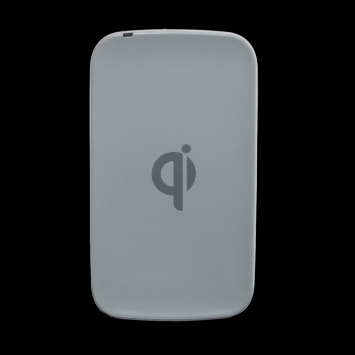 Fulanka Qi Standard Universal Wireless Charger - White + gray