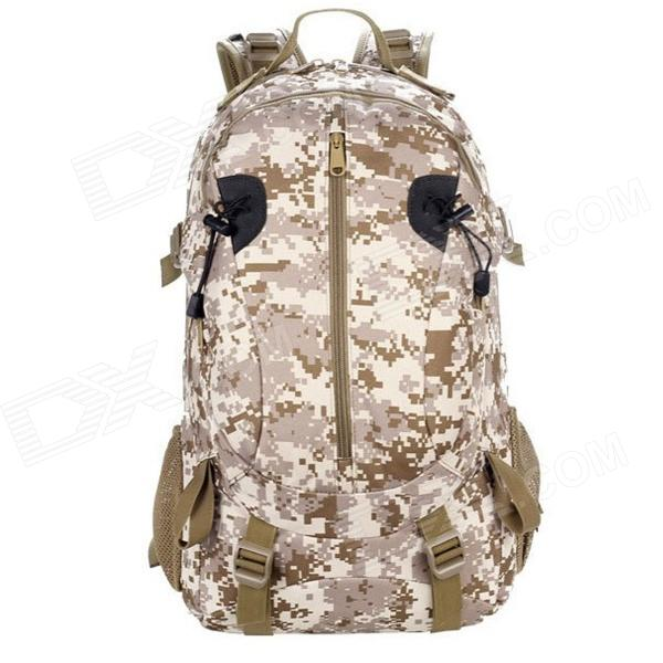 D5 Casual in Nylon impermeabile zaino tattico Bag - Camouflage Desert (40L)