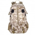 D5 Casual Waterproof Nylon Tactical Backpack Bag - Desert Camouflage (40L)