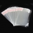 Protective Clear Screen Protector Film Guard for Samsung Galaxy Note 2 N7100 - Transparent (20 PCS)
