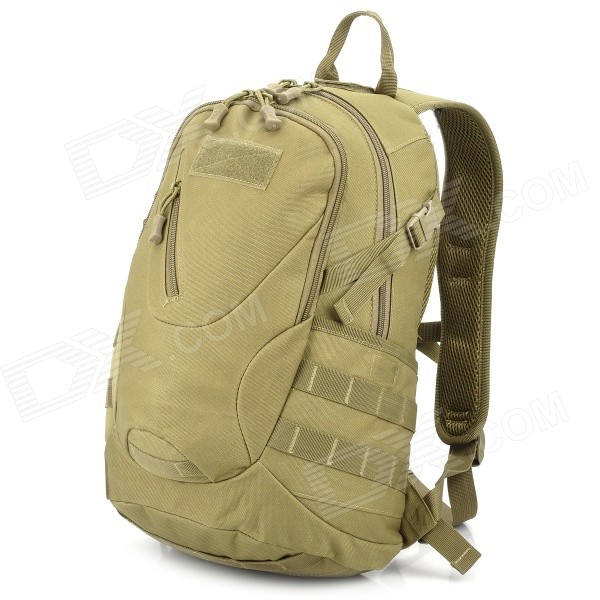 D5 9253 Nylon Tactical reppu - ruskea