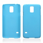 Protective Quicksand Plastic Case for Samsung Galaxy S5 - Blue