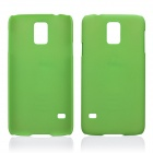 Protective Quicksand Plastic Case for Samsung Galaxy S5 - Green