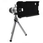 12X Zoom Camera Lens Telescope for Samsung Galaxy S5 - Silver