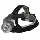SingFire SF-637 200lm 4-Mode White Headlamp - Grey + Silver (2 x 18650)