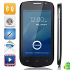 "DOOGEE Collo3 DG110 MTK6572 Dual-core Android 4.2.2 WCDMA Bar Phone w/ 4.0"" IPS, 4GB ROM, GPS -Black"