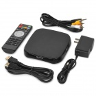 GT Coupe B136 Dual-Core Android 4.2 Full HD TV Player w/ 1GB RAM / 4GB ROM / TF / Wi-Fi - Black