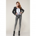 New Version Slim Fit Women's Jeans - Gray (Size 28)
