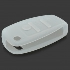 GEL020905 Silicone Car Key Case for Audi A1 / A3 / Q3 / Q7 / R8 / A6L / TT