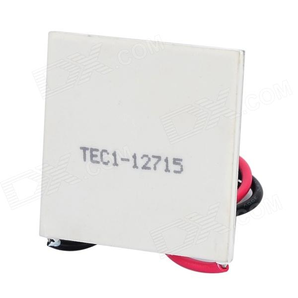 TEC1-12715 120W Semiconductor Refrigeration Part industrial refrigeration piece tec1 12715 40 40 mm environmental protection science and technology innovation