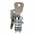 MaiTech Zinc Alloy Key Switch - Silver