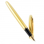 093  Iridium + Zinc Alloy Fountain Pen - Golden