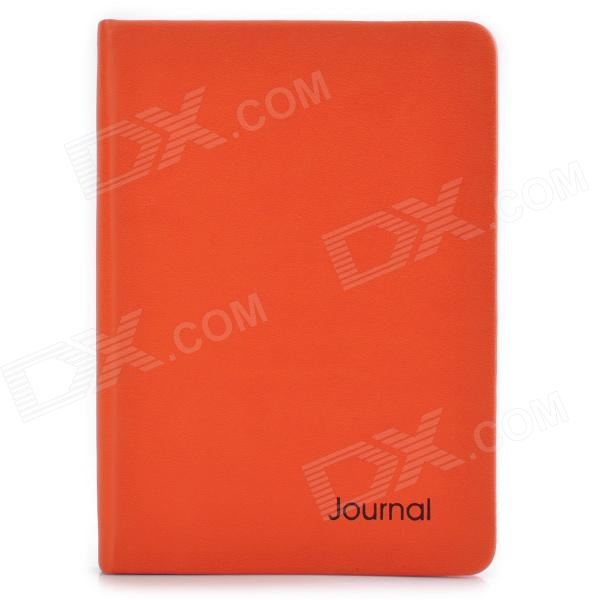 WH-A1064 Convenient Portable Notebook / Notepad - Orange (120 Sheets)