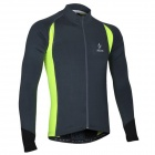 ARSUXEO AR60026 Outdoor Sports Cycling Quick-dry Long Sleeves Jersey for Men (Size XL)