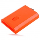 "Universal 2.5"" SATA Hard-disk Cartridge for XBOX 360 Slim 20GB 120GB 250GB 320GB 520GB - Orange"