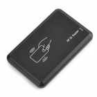 DU002 Mini USB Port RF EM ID Reader w/ 2 Cards - Black