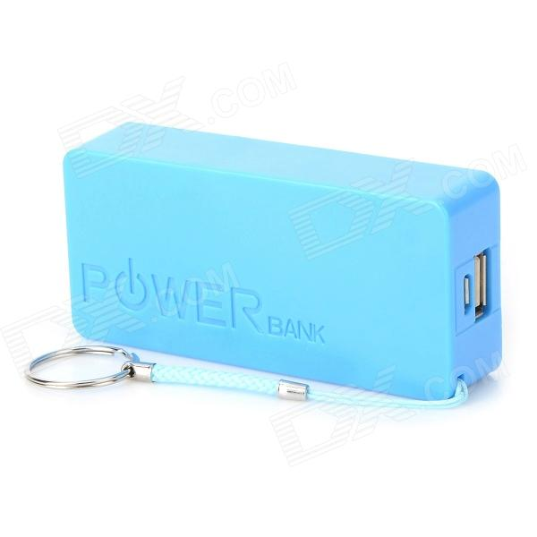 IKKI High Capacity 4850mAh Power Bank + Charging/Data Cable for Samsung / Sony / Motorola / HTC
