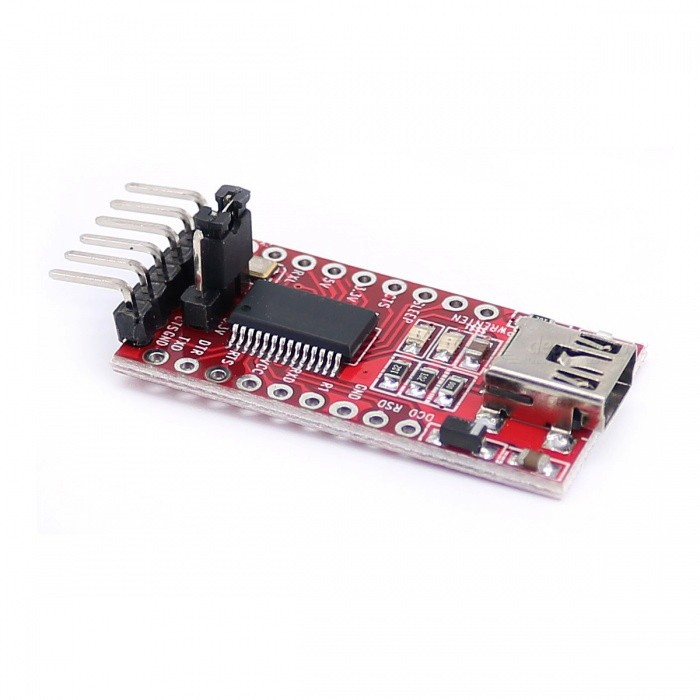 Ft rl usb to ttl module board for arduino red works