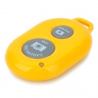 Bluetooth Remote Shutter for IPHONE / IPAD / IPOD - Yellow