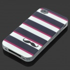 Protective Noctilucent TPU Case for IPHONE 4 / 4S