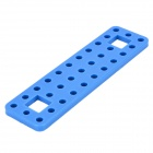 ZL-5 DIY Plastic Assembly Fixing Fastening Joint Lever for Model Vehicle - Deep Blue (5 PCS)